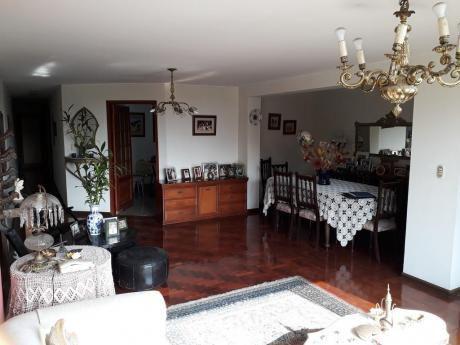 Departamento Frente A Parque, Urb. San Borja Norte. 195.000