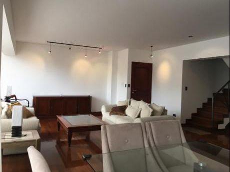 Lindo Depto Duplex En Alquiler Amoblado En Miraflores