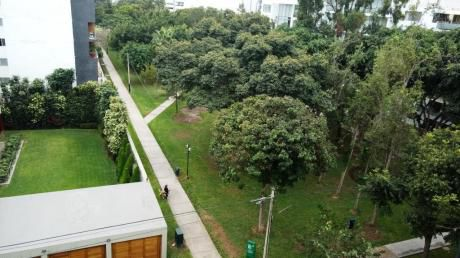 Departamento Miraflores X Ovalo Gutierrez Frente A Parque