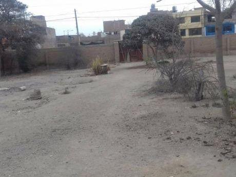 Terreno En Venta San Juan De Lurigancho Urb. Canto Grande