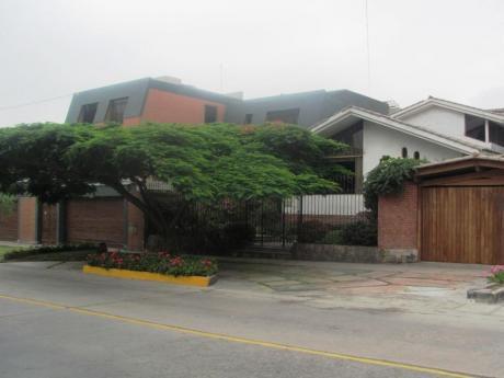 Bajo De Precio! Casa En Venta Urb Valle Hermoso - Santiago De Surco