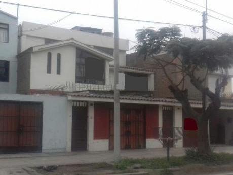 Casa En Venta - La Molina Urb. Santa Patricia Frente A Parque