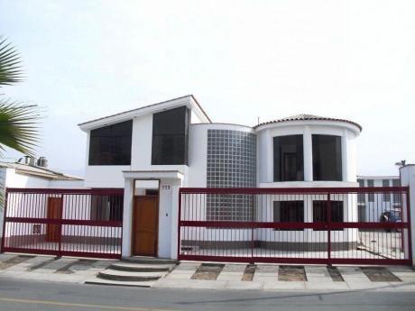 Casa De Estreno - Urb. Sol De La Molina