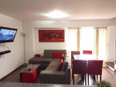 Alquiler De Lindo Duplex - Amoblado Y Equipado - 84 M2 - Cerca Al Parque Kenndy