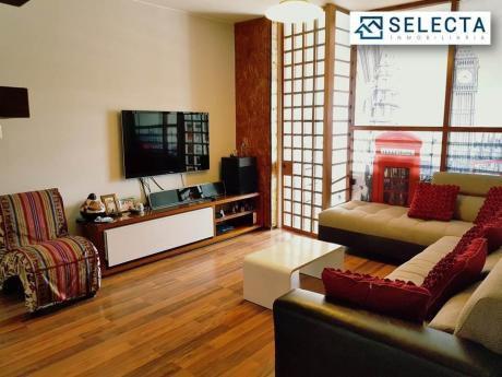 Departamento Duplex - Penthouse - 210 M2, 3 Dorm. Av Guardia Civil - San Isidro