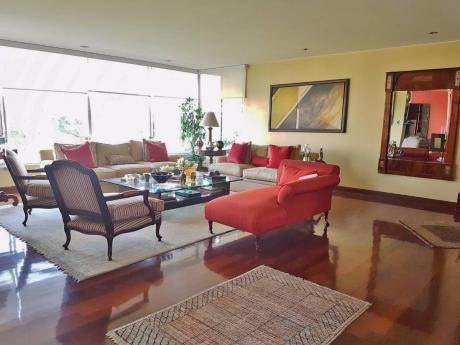 Ocasion $589,000 Lindo Flat Exclusivo Frente Al Golf San Isidro