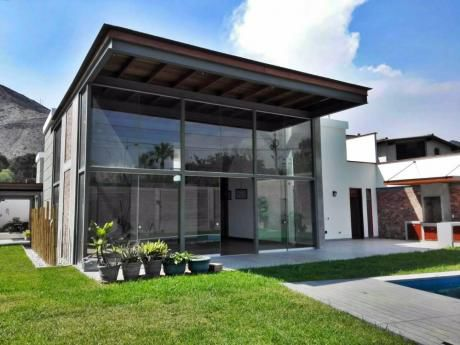 Casa En Condominio En Alquiler En La Molina Zona De La Planicie Primera Etapa