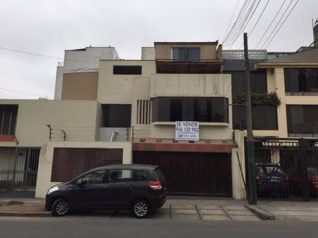 Surco Morochucos Casa 4 Habitaciones