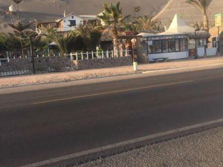 Vendo Terreno Cercado 178.50 M2 Dos Cuadras De La Costanera - Camana