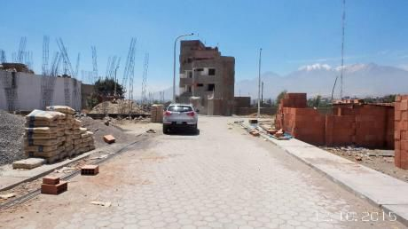 Vendo Terreno Frente A Parque De 159 M2 En Urbanización Privada De Jlb Y Rivero.