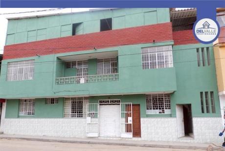 ¡oportunidad Venta! Casa En Sullana | Ca. Piura N° 877 - 75 M2.