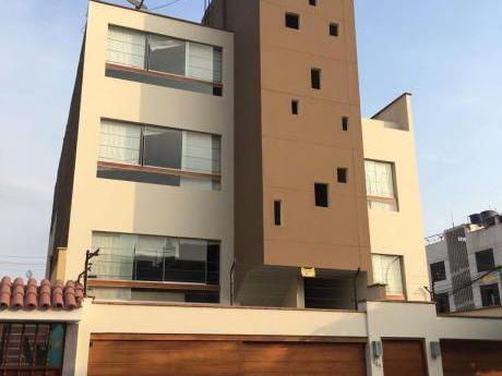 Vendo Aires, Excelente Ubicación En Chorrillos. 90 M2. En Lindo Edificio!