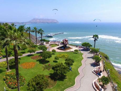 Magnífico Departamento Cerca Al Mar En Miraflores