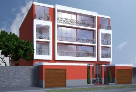 Edificio Mythos Barranco - Departamentos A1 En Av San Martin