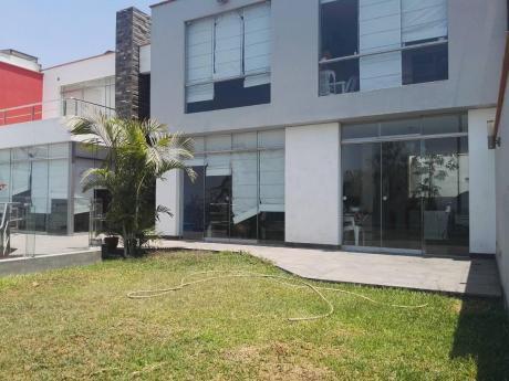 Alquiler De Casa 347 M2 En El Refugio De La Molina