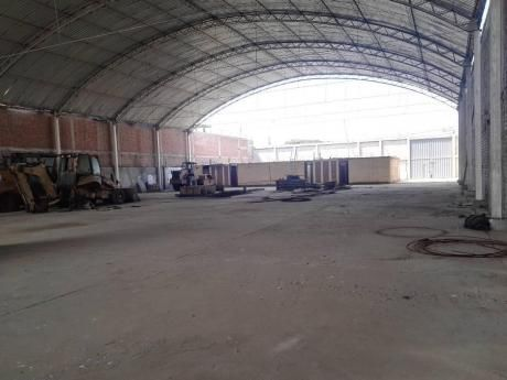 Venta De Local Industrial En Lurin