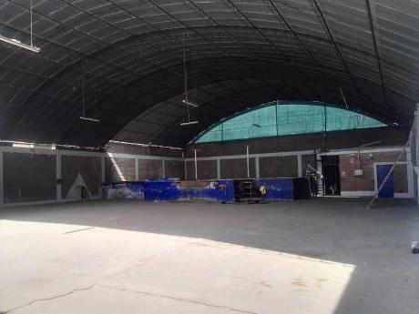 Alquiler De Local Industrial En Zarate San Juan De Lurigancho
