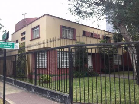 Vendo Casa Av Javier Prado Oeste San Isidro $1