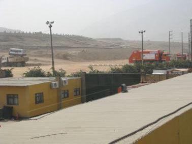 Vendo Lotes En Nueva Zona Industrial En Huachipa 10,000 M2. Usd 140por M2.