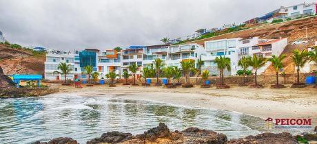 Terreno Playa Barrancadero 1a. Fila – Km. 119 Panamericana Sur