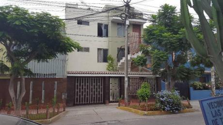 """Casa De 2 Pisos + 1 Departamento Con Azotea 274 M2 """"construídos"""" Independizados"""