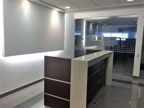 Alquiler De Oficina En San Isidro -