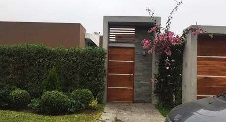 Exclusiva Casa En Condominio Paso Chico – Lurín