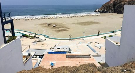 Excelente Terreno En Playa Privada