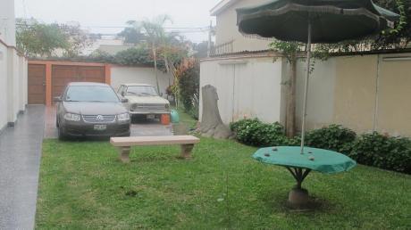Casa Como Terreno A Una Cuadra Del Parque Pera Del Amor - San Isidro