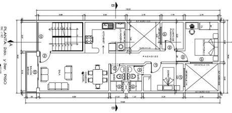 Bonito Flat 2do Piso 2 Dorm. Vista Calle 80 M2. Surco