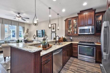 Casas Nuevas En Kissimmee, Florida (usa) - Diseño Moderno