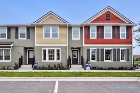 Casas Nuevas En Kissimmee