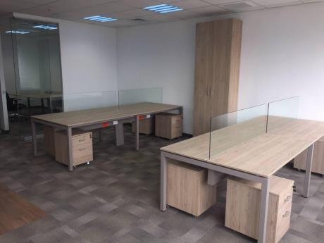 Alquilo Oficinas Amobladas En El Centro Financiero De San Isidro