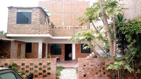 Vendo Casa En Balneario Los Pulpos – Km. 41.5