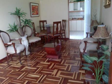 Alquilo Departamento En Av El Polo 222 - Santiago De Surco Amoblado Y Equipado