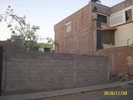 """Vendo Terreno De 260 M2 En Urb. Privada """" La Colonial"""" - Guardia Civil"""