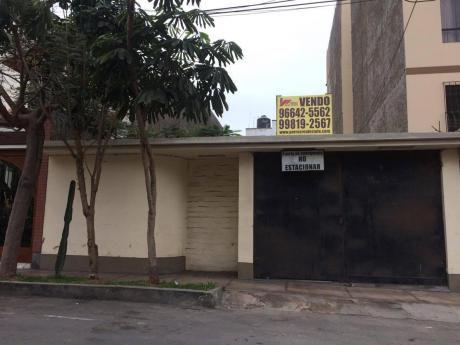 Excelente Terreno En Venta Las Leyendas En Calle Casimiro Ulloa San Miguel