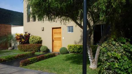 Casa En Lindo Condominioen La Encantada, Con Dos Parques Privados