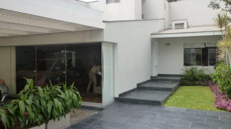 Linda Y Acogedora Casa En Zona Muy Tranquila De Los álamos