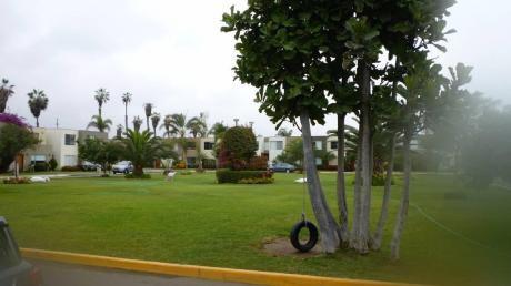 Casa En Lindo Condominio En La Encantada, Con 2 Parques Privados