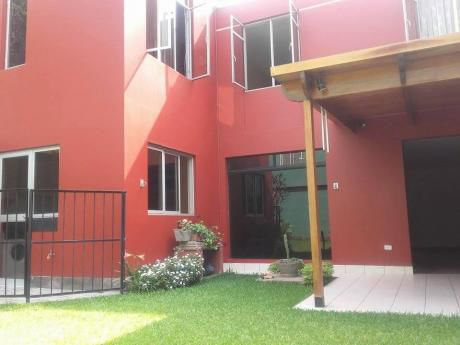 Acogedora Casa En Zona Muy Tranquila De Vista Alegre
