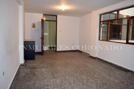 Alquiler De Oficina 2 Piso – Av España Cuadra 1 Or