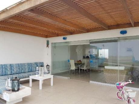 Alquiler Casa De Playa, Sarapampa, Asia Del Sol.