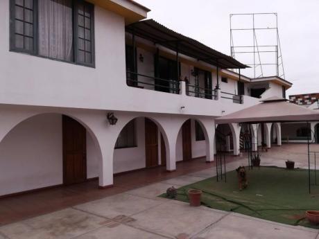 Trujillo, Av Mansiche. Vendo Propiedad En Estratégica Ubicación