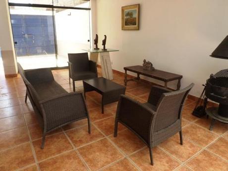 Alquiler O Venta Casa 3 Dorm., Semi - Amoblado Asoc Miguel Grau San Bartolo