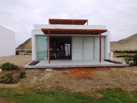 Alquiler Casa De Playa 6 Dorm., Piscina Condominio De Playa Coral