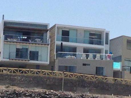 Alquilo Casa En Playa La Honda