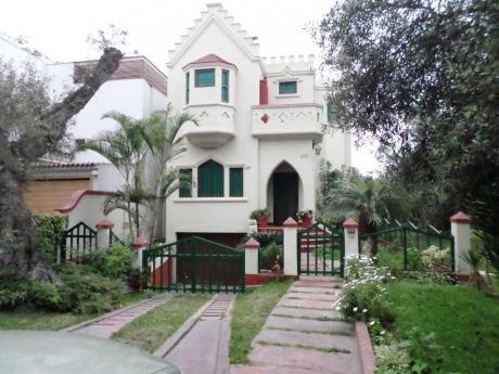 Alquiler Casa El Olivar San Isidro