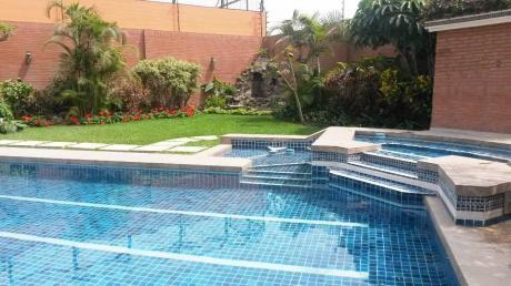 Alquiler De Linda Casa Amoblada En Camacho