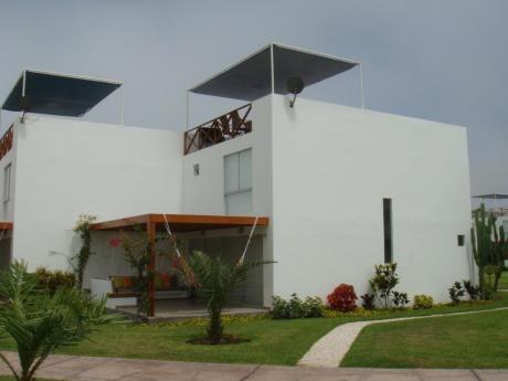 Se Vende O Alquila Casa De Playa En Asia Del Mar